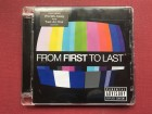 From First To Last - FROM FIRST TO LAST   2008
