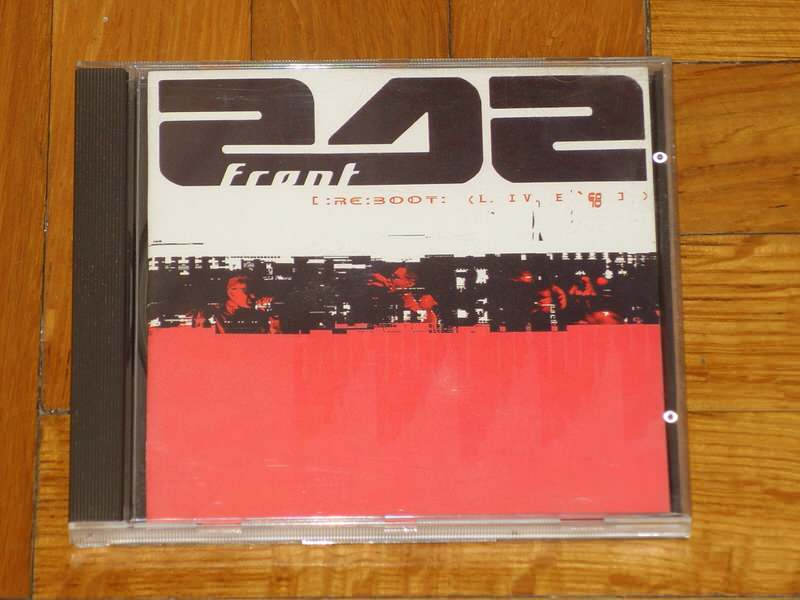 Front 242 - [: RE:BOOT: (L. IV. E `98] )