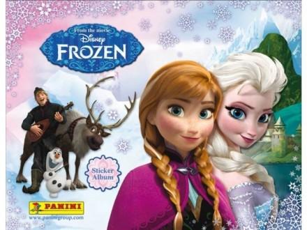 Frozen - sličice na biranje