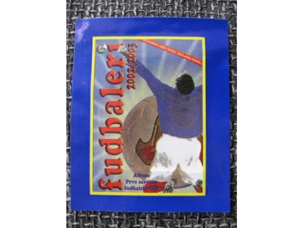 Fudbaleri 2002-2003 - Neotvorena kesica