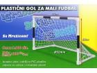 Fudbalski gol - Plastični - 90x60cm