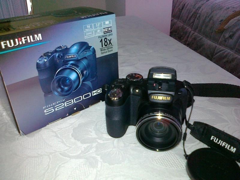 Fujifilm finepix 2800HD
