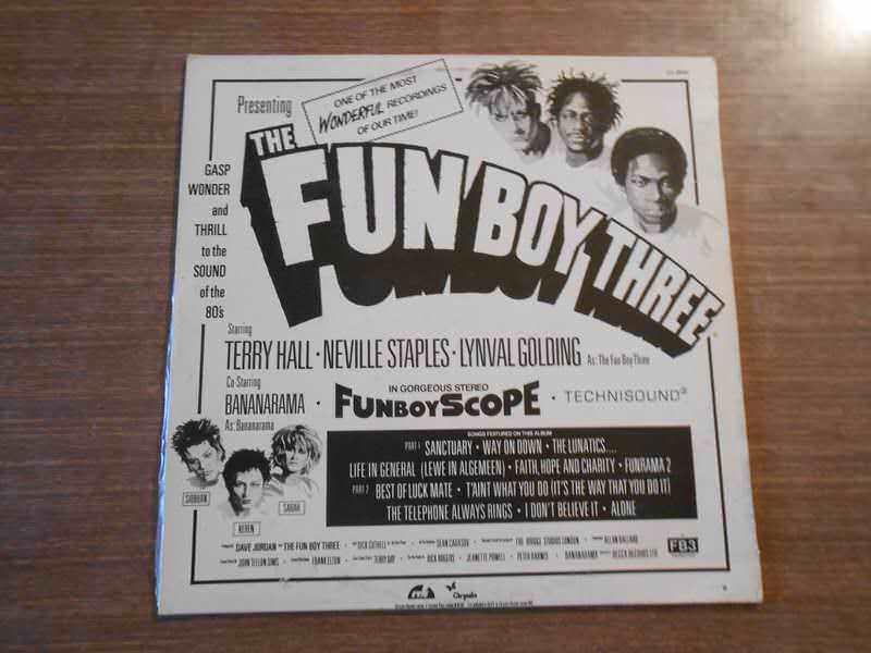 Fun Boy Three - FB3