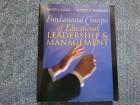 Fundamental Concepts of Educational Leadership and Mana