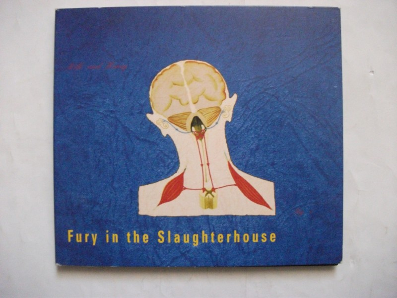 Fury In The Slaughterhouse - Milk and honey