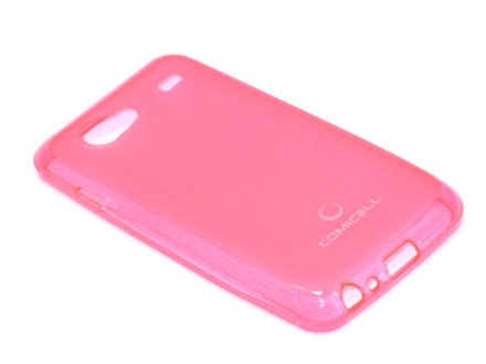 Futrola silikon DURABLE za Samsung I9070 Galaxy S Advance pink