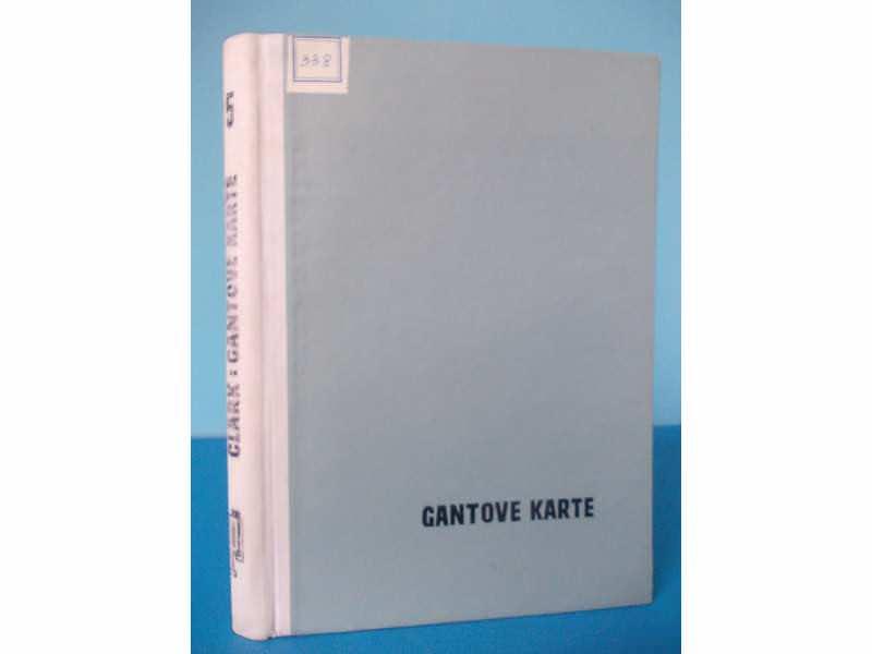 GANTOVE KARTE  -  Wallace Clark