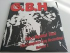 GBH - RACE AGAINST TIME Vol.1 2LP (Red Vinyl) LP (MINT)