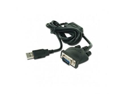 GEMBIRD adapter UAS111 USB RS232 DB9M/USB A PLUG 6FT