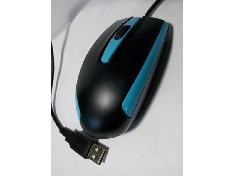 GENIUS DX-100 USB CRNO - PLAVI