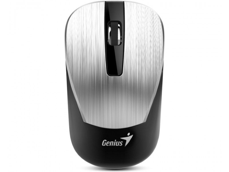 GENIUS NX-7015 Wireless Optical USB crno-srebrni miš