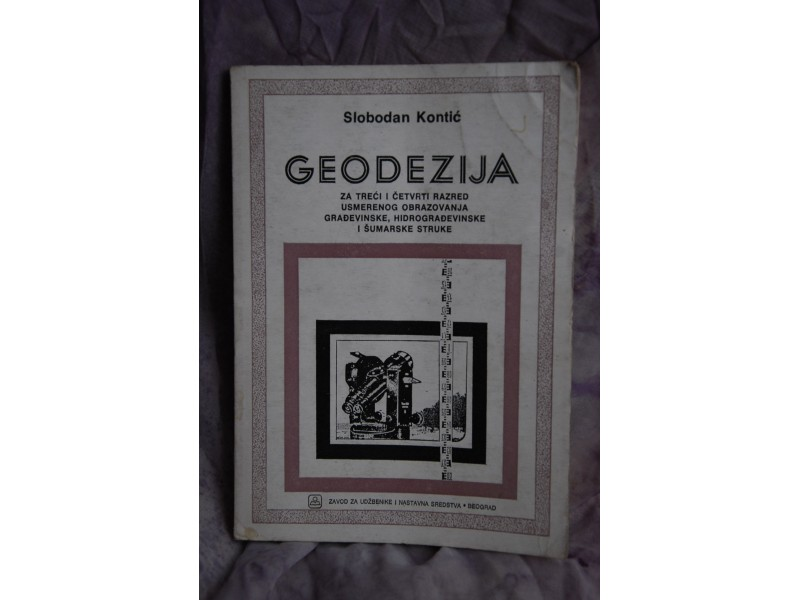 GEODEZIJA za III i IV raz.