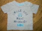 GEORGE majica za novorođenče