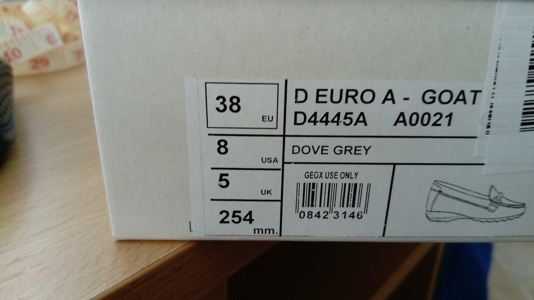 GEOX cipele NOVO!!! (47491353)