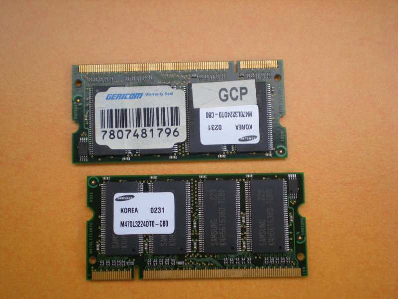 GERICOM 1st Supersonic Force 2540XL memorija  ** 2 koma