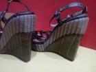 GF Ferre sandale, italijanske, kozne, kao nove, br.37