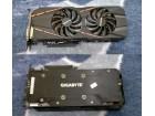 GIGABYTE G1 Gaming GTX 1060 6GB (rev. 2.0) + Garancija