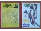 GIGANT strip magazin Br.54 od jula 1989.