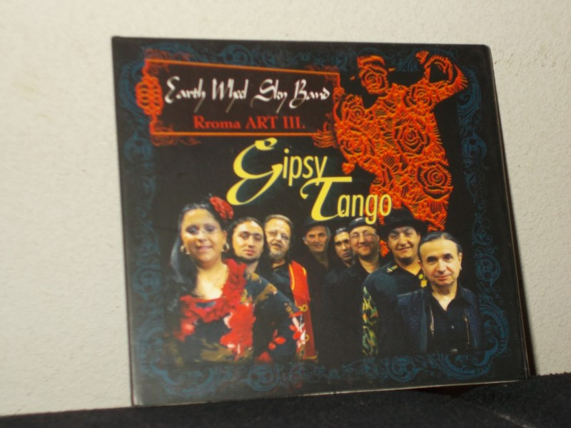 GIPSY TANGO - EARTH-WHEEL-SKY BAND
