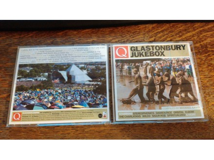 GLASTONBURY JUKEBOX (Q MAGAZINE)