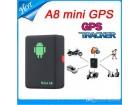 GPS-GSM tracker i prisluškivač