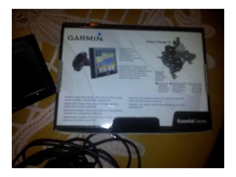 GPS  Garmin navigacija!