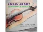 GUIDON  KREMER - Plays violin music (J.Brahms)