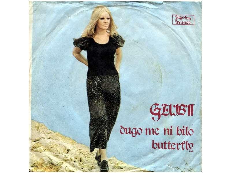 Gabi Novak - Dugo Me Ni Bilo / Butterfly