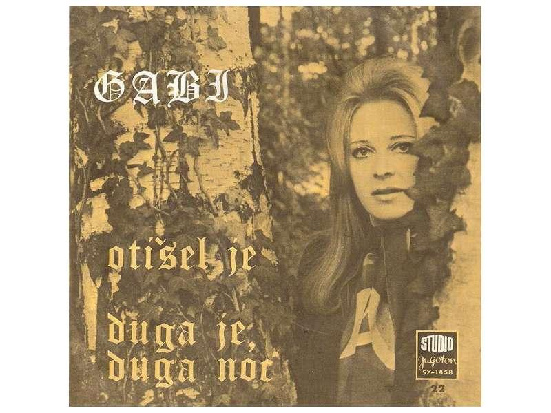 Gabi Novak - Otišel Je / Duga Je, Duga Noć