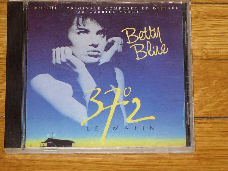 Gabriel Yared - Betty Blue 37°2 Le Matin (Musique Originale Composée Et Dirigée Par Gabriel Yared)