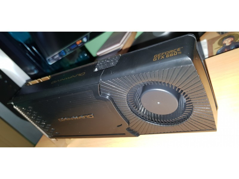Gainward GTX 660 Ti 2 Gb Gddr5!