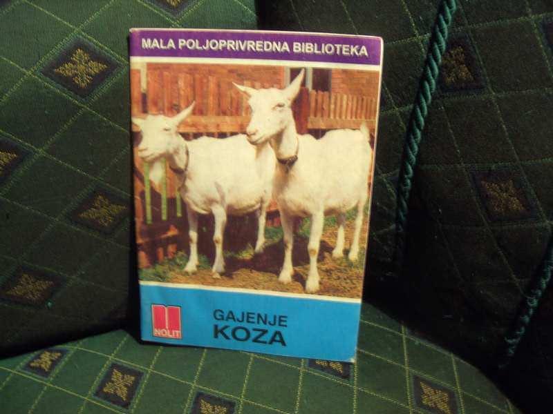 Gajenje koza