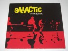 Galactic ‎– Late For The Future (CD), USA