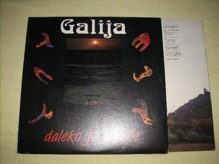 Galija-Daleko Je Sunce LP