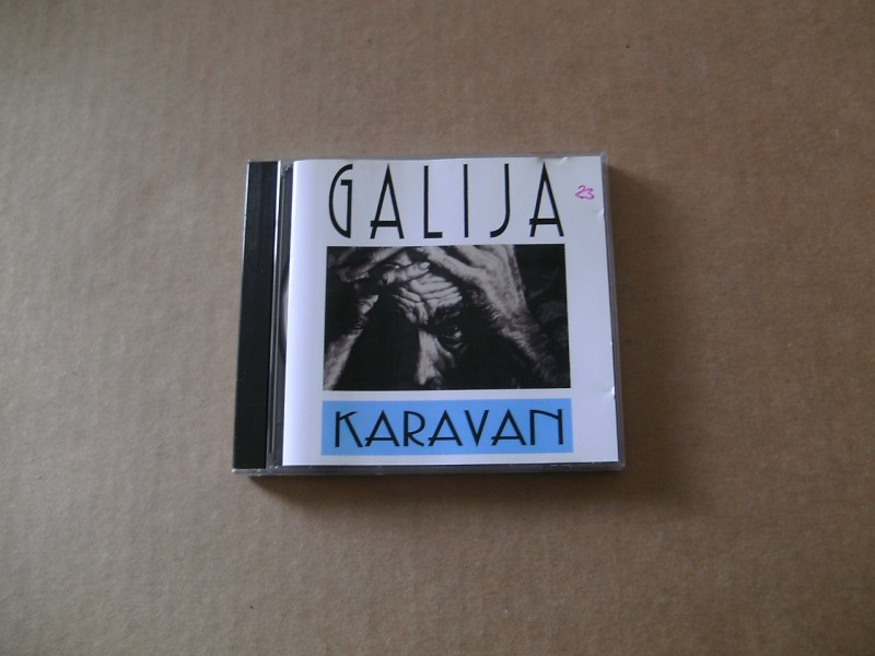 Galija - Karavan, CD mint
