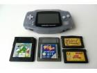 Game Boy Advance - Nintendo (konzola i igre)