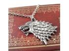 Game of Thrones Stark vuk ogrlica