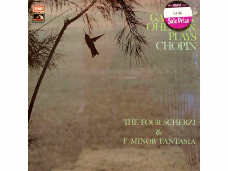 Garrick Ohlsson, Frédéric Chopin - The Four Scherzi & F Minor Fantasia