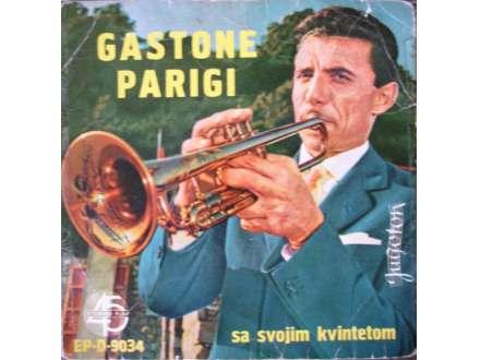 Gastone Parigi Ed Il Suo Quintetto - Hoopa Hoola