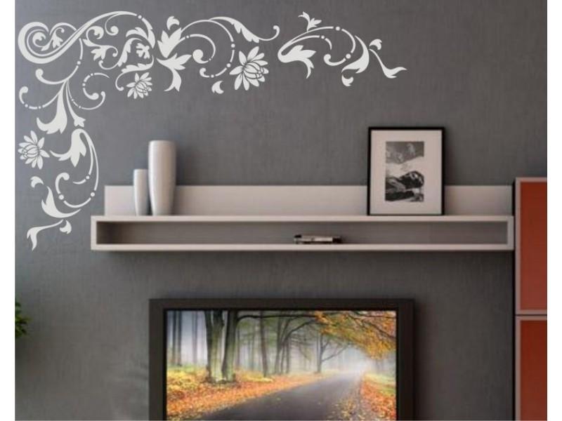 Geco-art dekorativna nalepnica Erase
