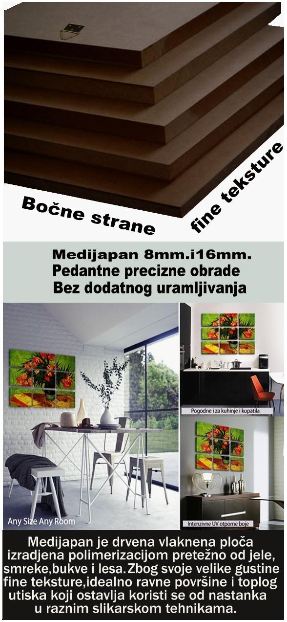 Geco Art Print Na Medijapanu Karta Ii Kupindo Com 36479011