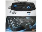 Gejmerska tastatura Skiller-žična-NOVA-uvoz DE