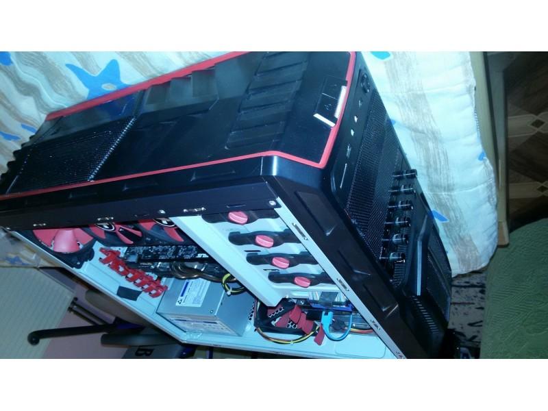 Gejmerski racunar, 4 Core procesor AM3+GTX 760+