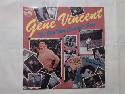 Gene Vincent - The Bop They Couldn`t Stop
