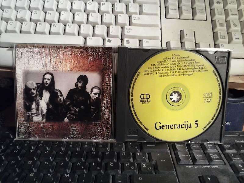 Generacija 5 - 78-94