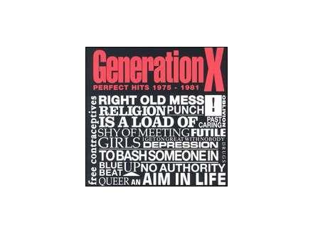 Generation X (4) - Perfect Hits 1975 - 1981