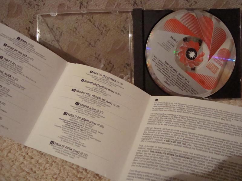 Genesis - Turn It On Again - Best Of 81-83