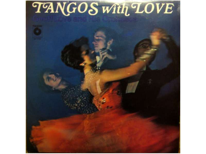 Geoff Love & His Orchestra - Tangos With Love