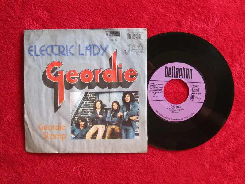 Geordie - Electric Lady