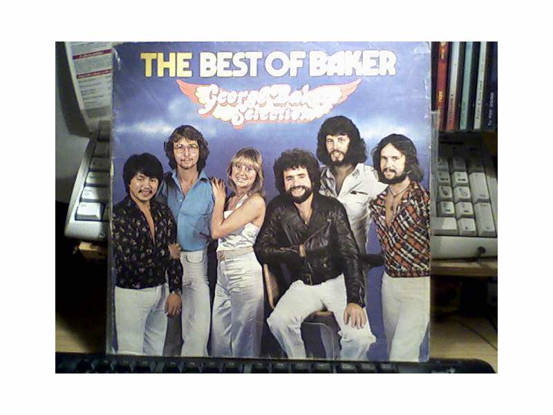 George Baker Selection - The Best Of Baker